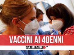 vaccini 40 anni campania