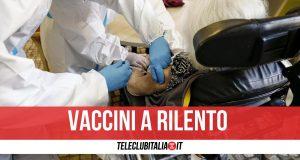 vaccini non deambulanti campania