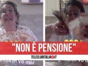 video tik tok signora 50 euro