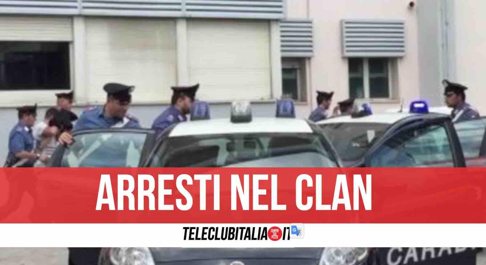 arresti clan verde