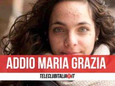 Maria Grazia Di Domenico morta cava de tirreni