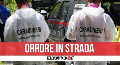 Trovato uomo morto in pineta a Genova, ha ferita alla testa