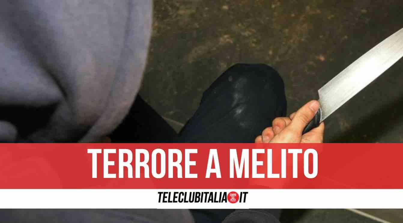 melito arresto 43enne carabinieri