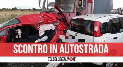 Camion perde il rimorchio in A1: 10 chilometri di coda tra Firenze e Barberino