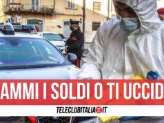 licola 45enne arrestato carabinieri