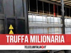 truffa gasolio 18 milioni di euro