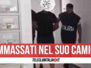tir cadaveri arrestato Stefan Damian Dragos
