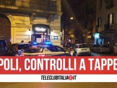 napoli polizia controlli