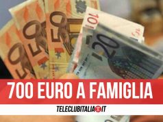 bonus 700 euro spesa