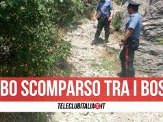 toscana bimbo di 2 anni scomparso nel nulla