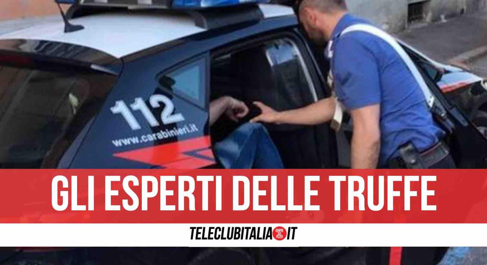 truffa online arresti