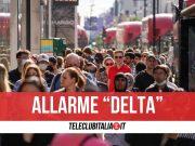 allarme delta variante indiana italia pregliasco