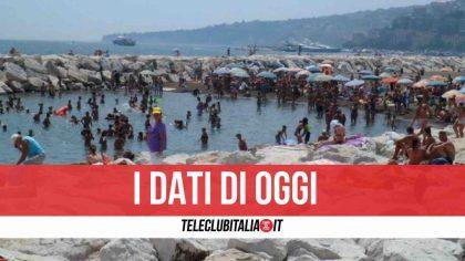 Covid in Campania, indice di contagio all'1,43%: i dati di oggi