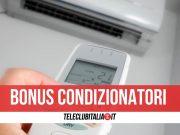 bonus condizionatori requisiti beneficiari pagamento