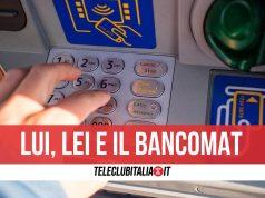 caserta bancomat condannato