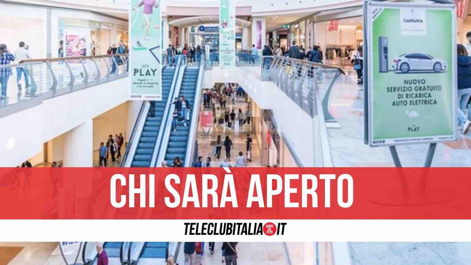 centri commerciali 2 giugno