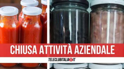 San Marzano, ortaggi fuorilegge: sequestrate 270 tonnellate di conserve di pomodoro e legumi
