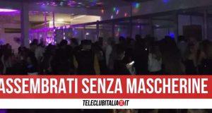 festa polizia napoli