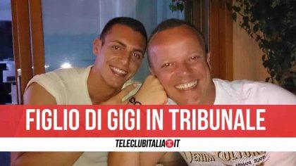 """Figlio di Gigi D'Alessio, pesanti accuse dalla ex colf: """"Picchiata e ridotta in stato di semi schiavitù"""""""