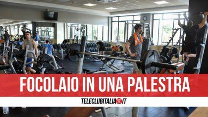 Focolaio covid in una palestra di Milano: scoperti 10 casi, uno è variante indiana