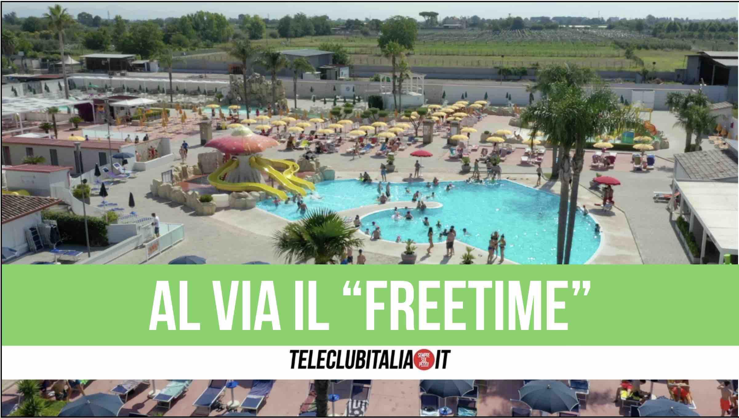 freetime giugliano acquapark