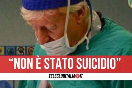 ginecologo morto milano