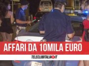 giro di prostituzione campania tre arresti polizia
