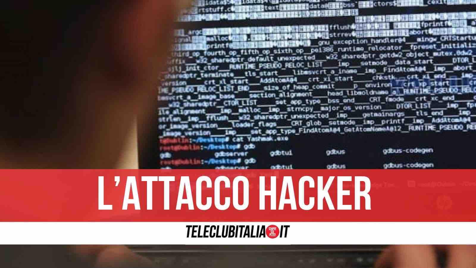 hacker dati vaccinati