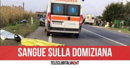Incidente sulla Domiziana, un morto e diversi feriti: traffico in tilt