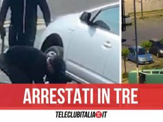 ladri di marmitte arrestati 6 giugno