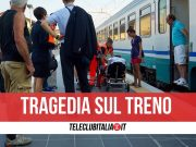 morto casoria stazione treno malore