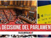 parlamento decisione reddito di cittadinanza lavoro stagionale