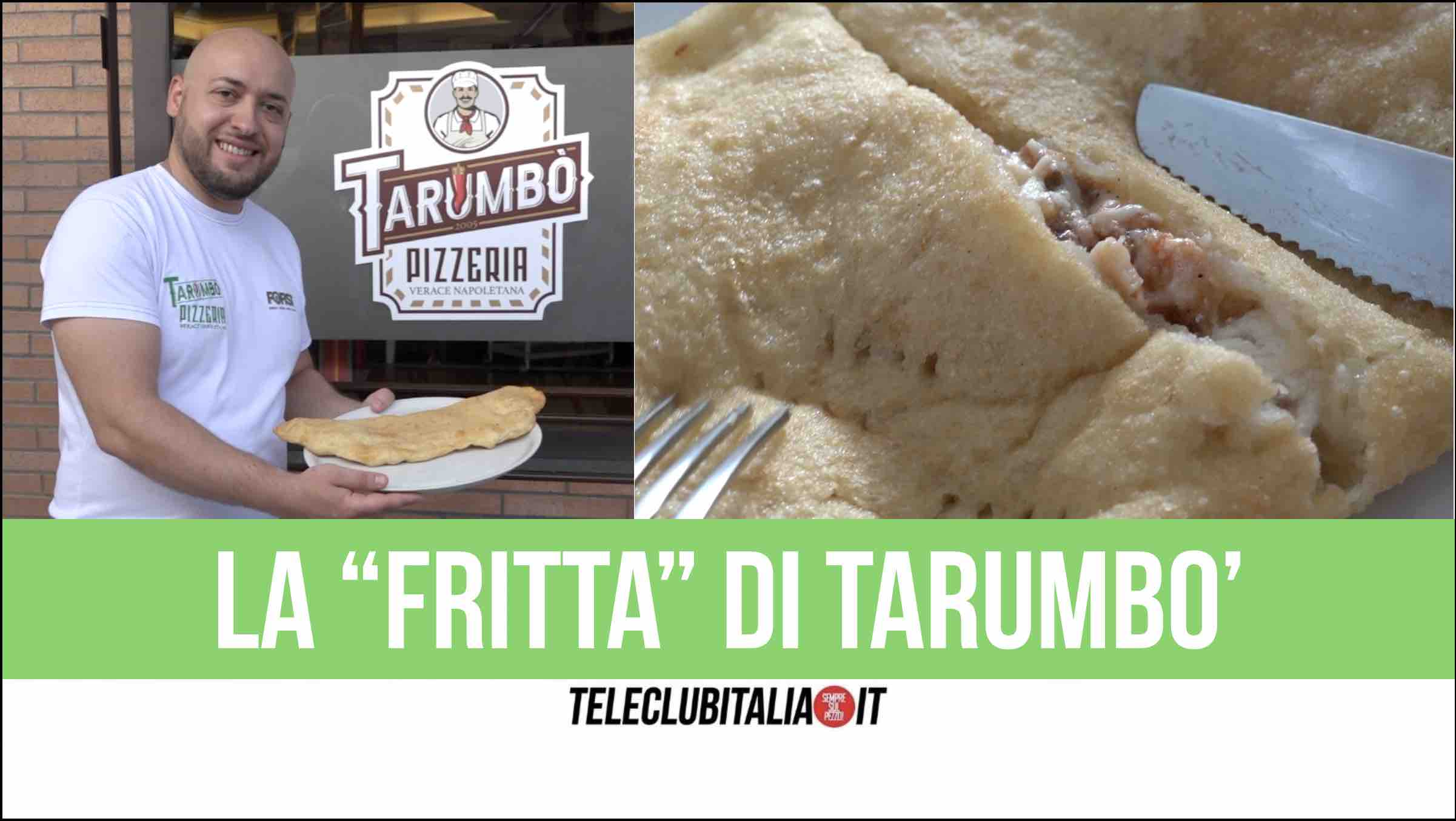 pizza fritta pizzeria tarumbo' sant'arpino cardito