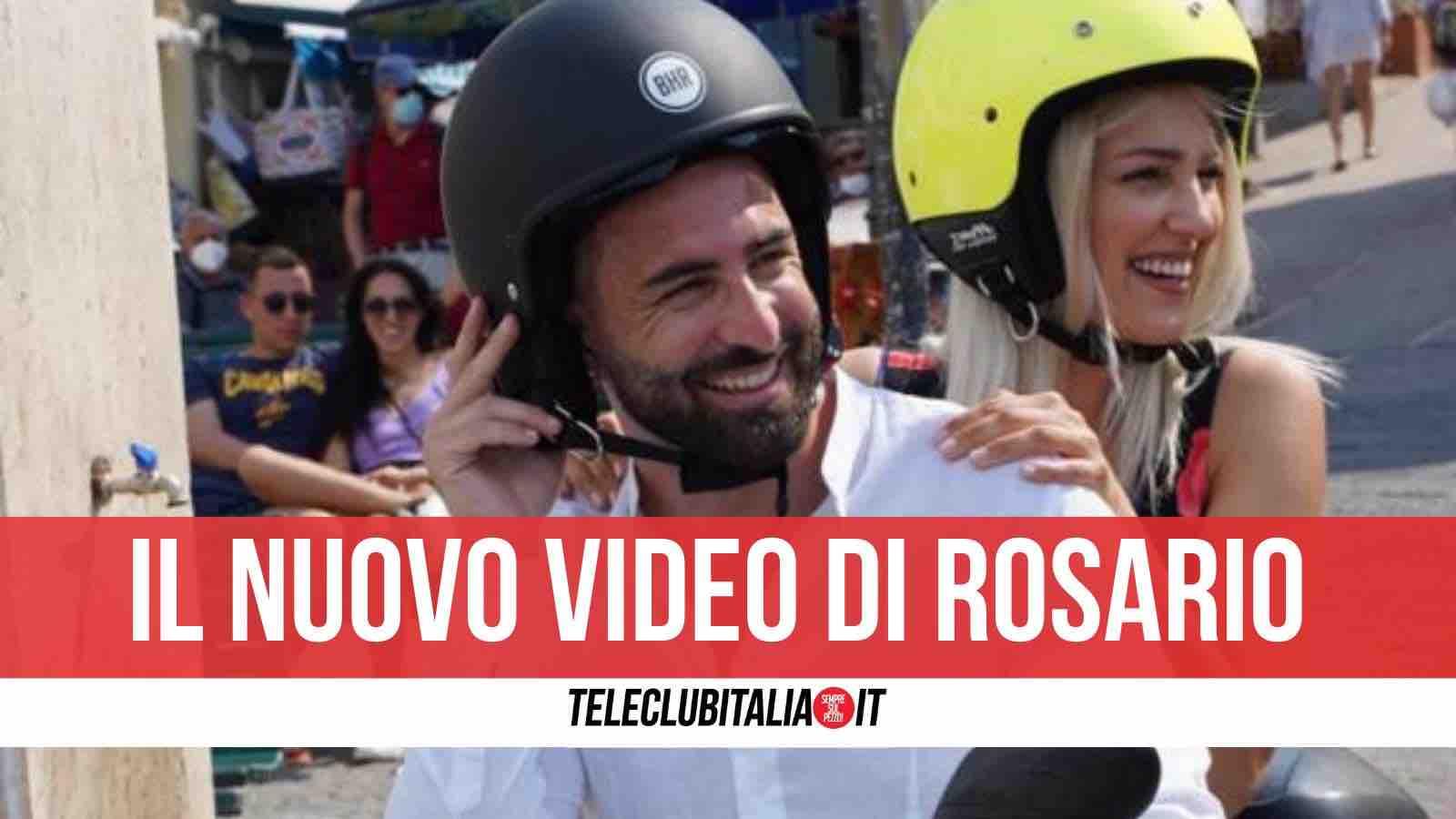 rosario miraggio video