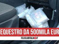 torre annunziata sequestro cocaina 7 chili