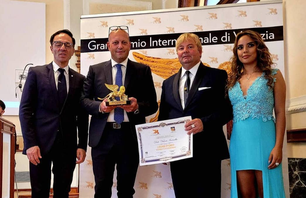 iovinella Venezia leone d'oro