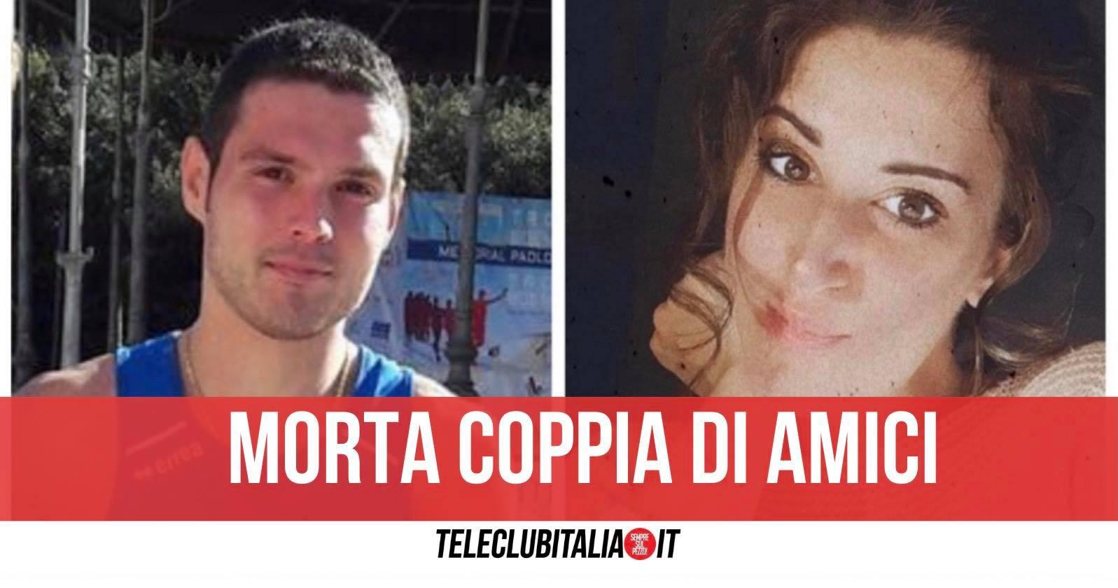 Pia Patruno e Rosario Francesco Mancino morti