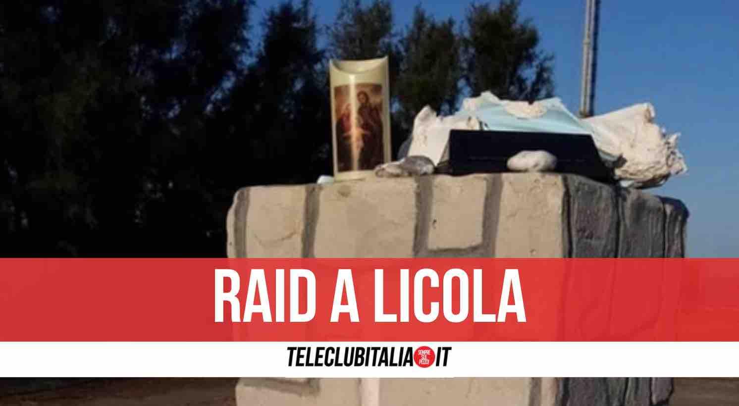 madonnina licola