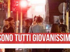 roma giovani positivi