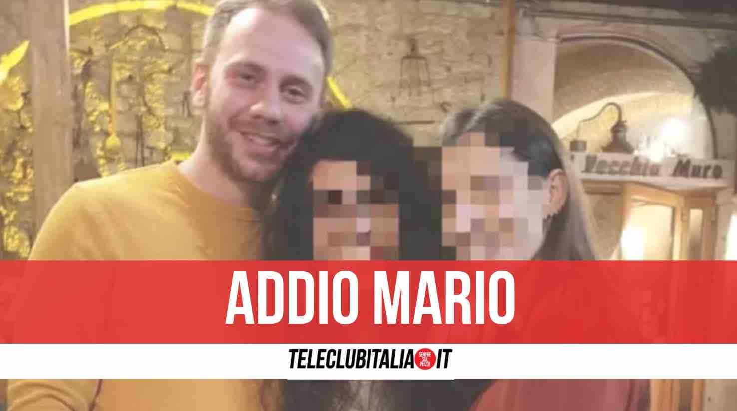 agnone morto Mario Scampamorte