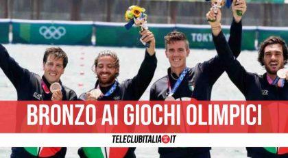 Da Giugliano a Tokyo, Peppe Vicino e il suo team conquistano il bronzo alle Olimpiadi
