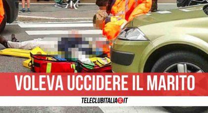 Napoli, violenta lite tra marito e moglie: la donna lo accoltella alla gola