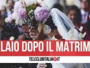 focolaio matrimonio firenze
