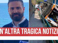 Emanuele Melillo la compagna ha perso il bambino