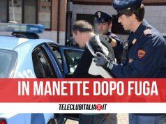 arrestati acerra ladri auto