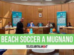 beach soccer mugnano