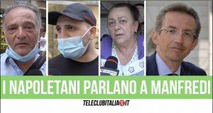 gaetano manfredi candidato sindaco napoli città elezioni