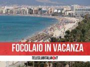 ibiza focolaio albergo italiani