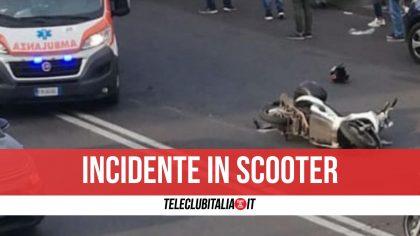 Ercolano, 54enne muore cadendo dallo scooter: giallo sulla dinamica