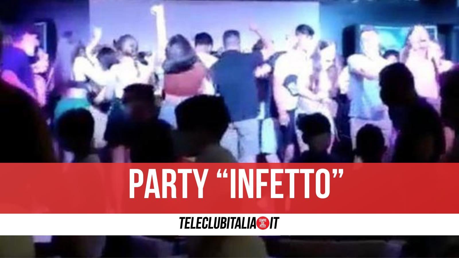 licola party festa focolaio covid